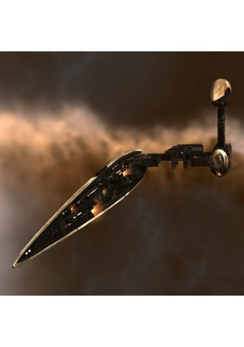 Crucifier (Amarr Frigate Ship)